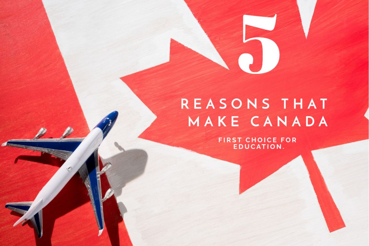 Visa Canada Education